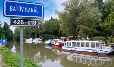 Novinka: Baťův kanál a Moravská stezka