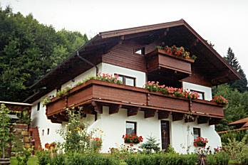 Haus Jeremias, Hüttau