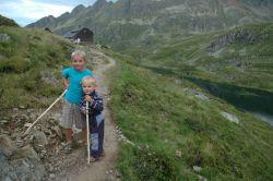 Za romantikou alpských salaší...