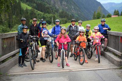 Prázdniny s Tripískem = cyklozájezdy pro děti s pra(rodiči)