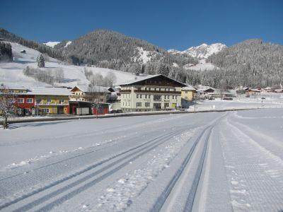 Nabídka ubytování v penzionu Heidi v St.Martin am Tennengebirge