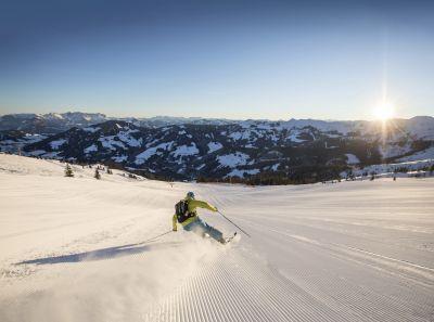 Lyžařský kolotoč Ski Welt Wilder Kaiser Last minute
