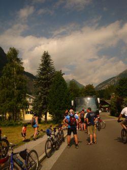 Pokoření grossglocknerské panoramatické silnice na kole