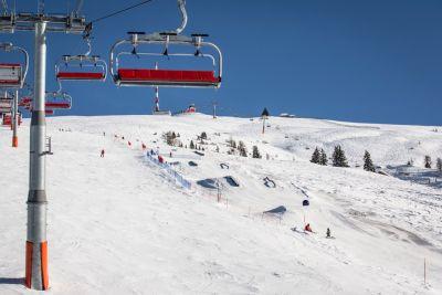 Lyžařské středisko Sportberg GOLDECK