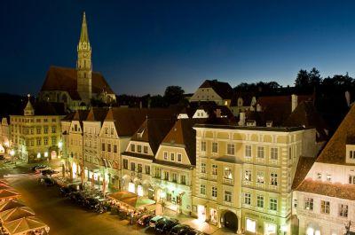 4**** Landhotel Mader (Steyr, Horní Rakousko)