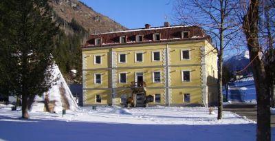 Termály a lyžování v Bad Gastein