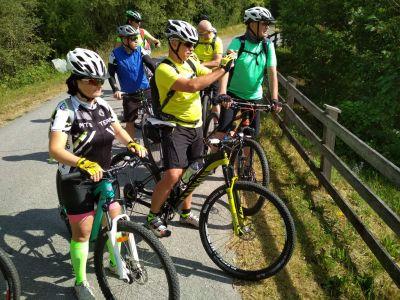 Cyklostezky Dolomit a Východních Tyrol