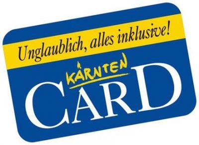 Využijte Kärntner Card