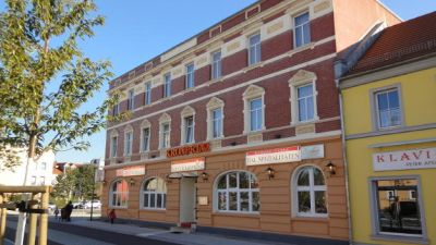 Hotel GARNI, Senftenberg