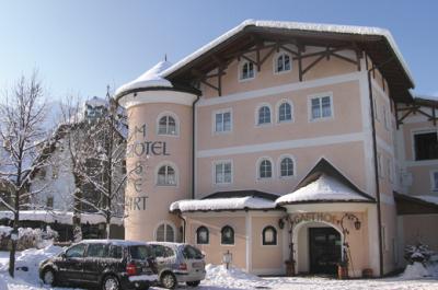 3* hotel v Bad Goisern (Salzkammergut)
