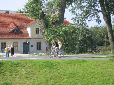 Cyklostezka Nisa – Odra
