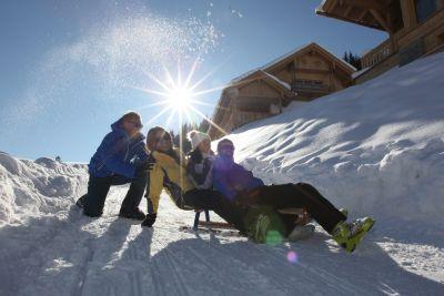 Rozmanitý lyžařský region Schladming-Dachstein