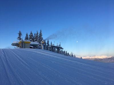 Zima je tu. Rakousko otvírá lyžařská střediska!