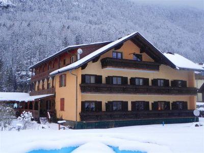 Seehotel v obci Obertraun