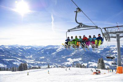 Skiwelt Wilder Kaiser+Skijuwel