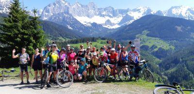 Jarní cyklo KVÍZ: Amadé + Dachstein = Pension Heidi!