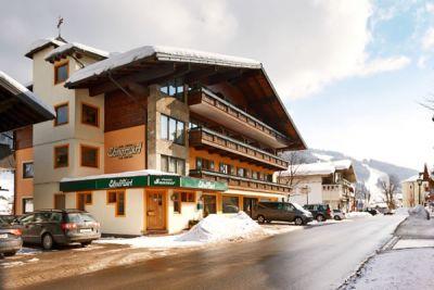 3* hotel Ebnerwirt v Eben im Pongau