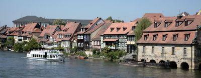 Bamberg: pivní a vinné stezky Bavorska
