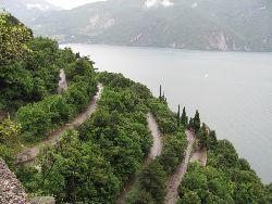 Lago di Garda, aneb jak přišla povodeň k moři