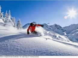 Aktivní dovolená - Svět paní Zimy – zimní pohádka ve Vorarlbersku.