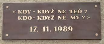 25 let aneb CK TRIP 17. 11. 1989