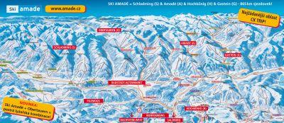 Akce ve Ski Amadé (platí od 14.3.2015)