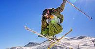 Servis sjezdových lyží po sezóně