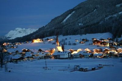 Střípky z historie horské vesnice St. Martin am Tennengebirge