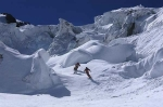 Heli-skiing nad Zermattem