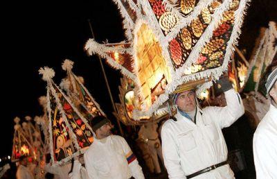 Advent, zvoníci a masopust v Solné komoře