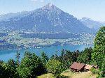 Za horským majestátem Jungfrau