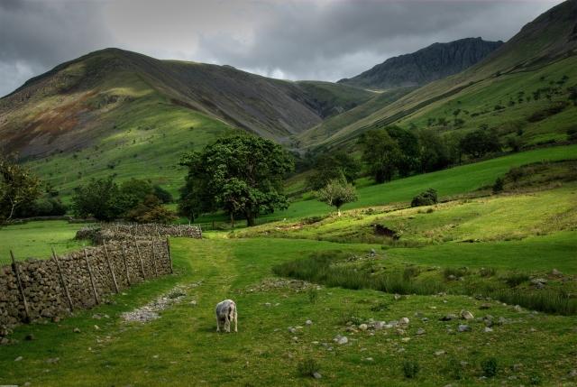 Na kole od jihu k severu Skotska