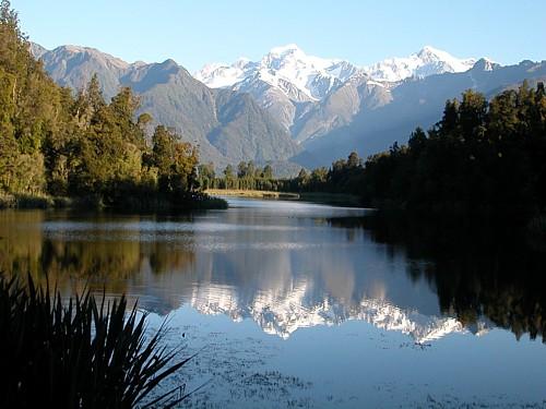 Nový Zéland - vánoce a silvestr v zemi fantazie