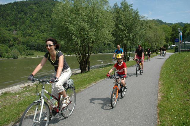 Podunajská cyklostezka + Steyrtal