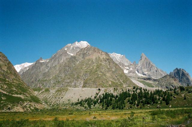 Sedla Savojských Alp na kole