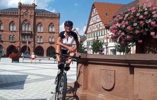 Středověké cyklostezky Tauber a Altmühl