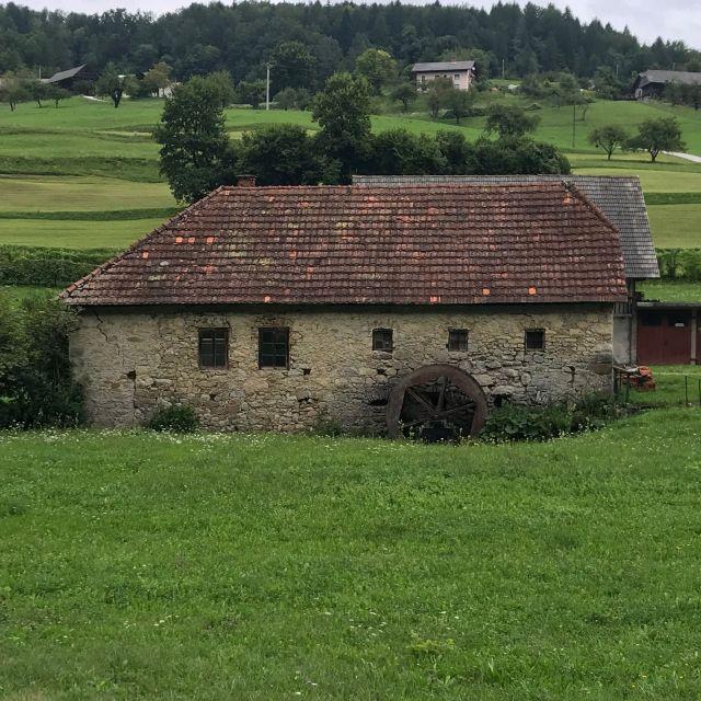 Slovinským Posávím z Rimských Toplic