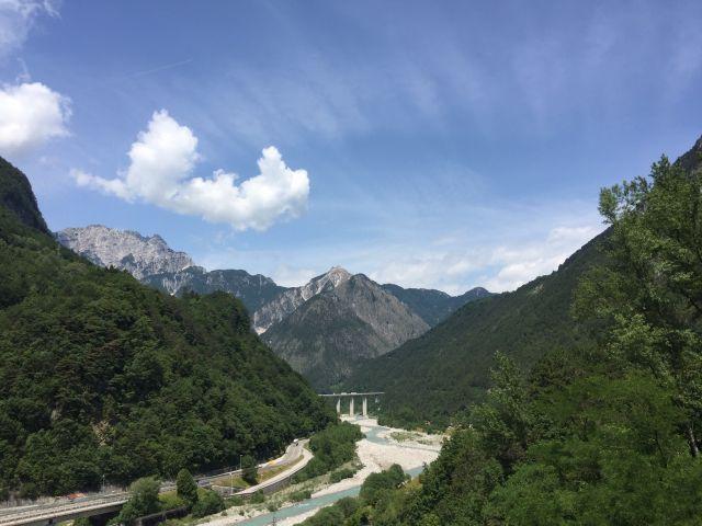 Alpe-Adria-od Julských Alp k moři
