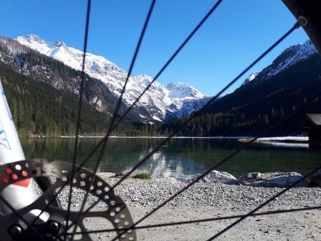 Cyklostezkami podél alpských řek