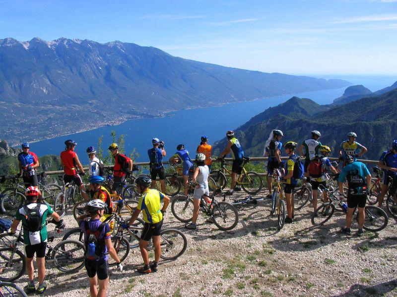 Lago di Garda ze severu