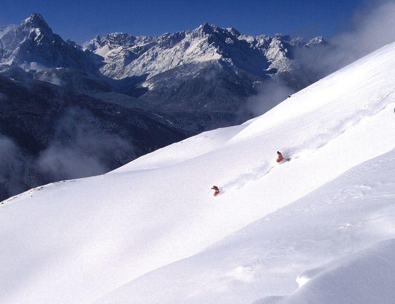 Mölltal + Glockner Dolomiten