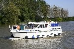 Burgundsko na lodi