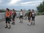 Vídeň + ostrov Donauinsel