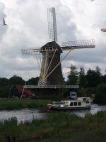 Holandsko na lodi a na kole - střed NOVINKA 2013