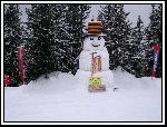 Sněhulák ve Vagrainu