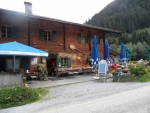 chata Gamskogelhute v údolí Windauer