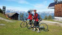 Pohodově mezi vrcholy Alp