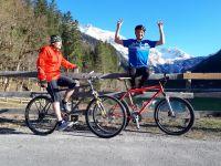 K alpským pramenům a vodopádům