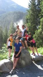 hyjó na Krimelské vodopády