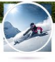 Lyžování, snowboarding